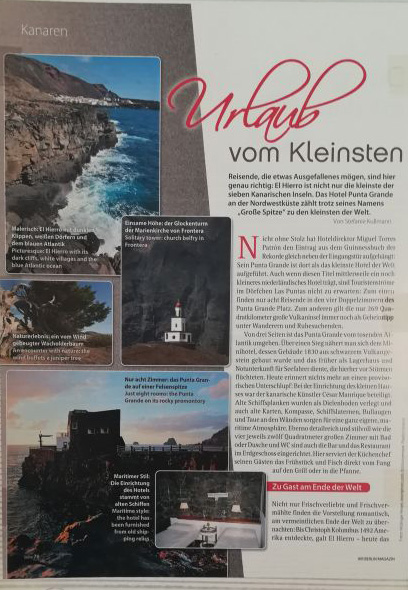 AIR BERLIN MAGAZIN